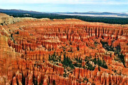 bryce canyon nationa park rock formations Imagens