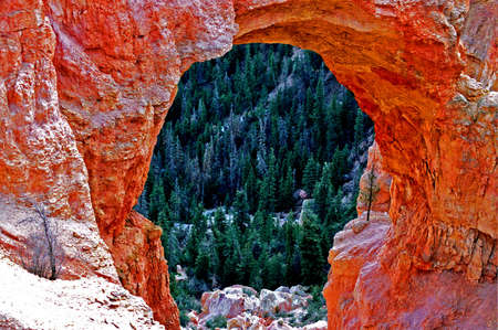 red arch Imagens