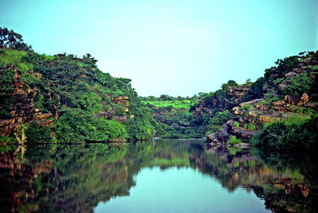 niger: Tapoa River Niger