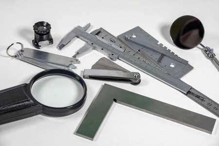 Vusual control professional instruments.