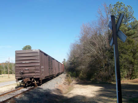 boxcars  with  no  caboose