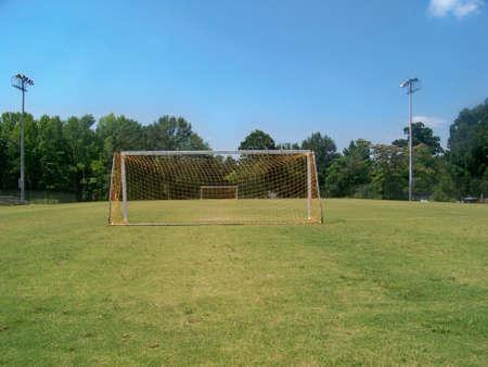 a  city  soccer  field