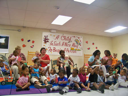 pre-school  graduation  and  award  ceramony
