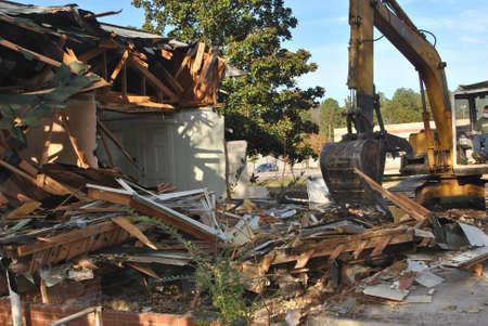 rubble: home   demolition     Editorial