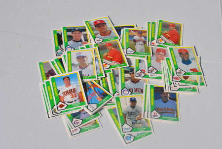 mino  league  baseball  cards Editorial