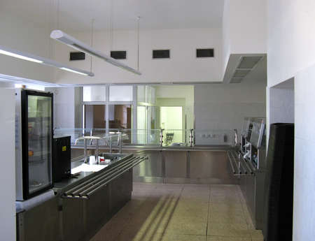 Canteen for corporate catering and refreshments