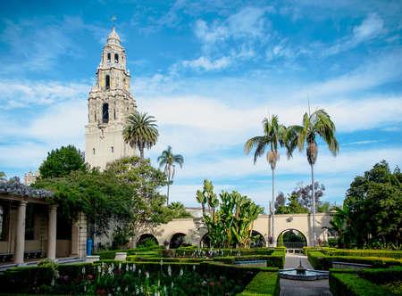 san   diego: Balboa Park San Diego, California