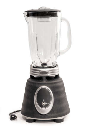 Kitchen Blender Isolated on a White Background
