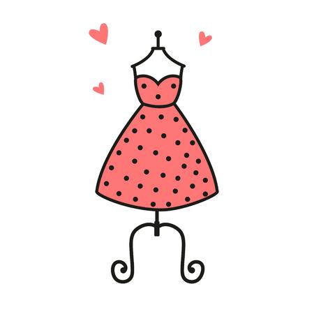 Szablon projektu logo moda kobiet. Ubierz emblemat