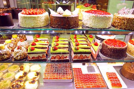 Pasticceria. Varietà di dolci