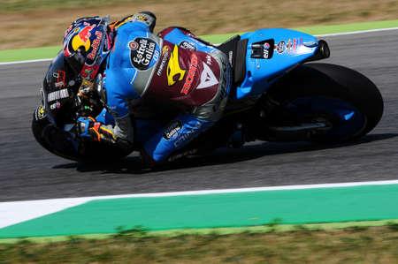 Mugello - ITALY, June 2: Australian Honda Marc VDS rider Jack Miller during 2017 Oakley GP of Italy MotoGP at Mugello Circuit on JUNE 2, 2017 Editorial