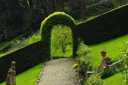 The Bardini Garden. Florence, Italy.
