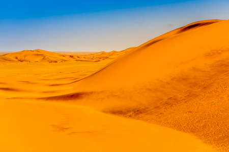 namibia: dunes Namibia Stock Photo