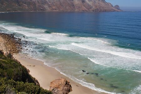 Beach along south africas coastline at the indian ocean Stock Photo - 15425905