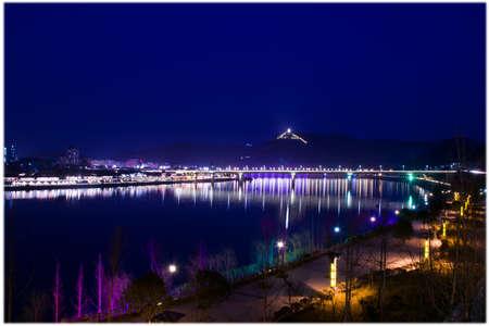 LangZhong Night view