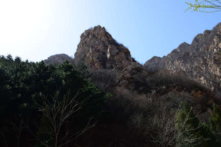 Mountain 写真素材