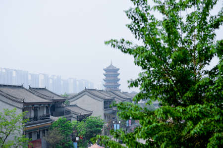 Ancient town at Luanzhou
