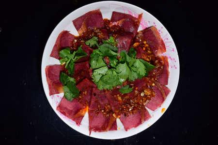 Beef platter 写真素材