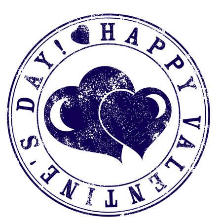 heart tone: Selle con decoloraci�n especialmente para D�a de San Valent�n feliz. Ilustraci�n vectorial