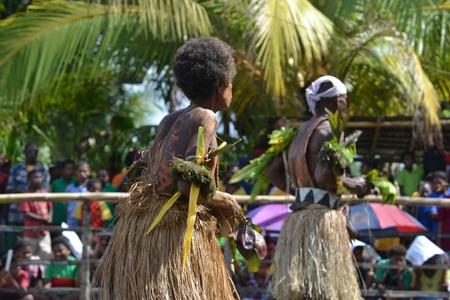Nuova Guinea: Danza tradizionale maschera festival di Papua Nuova Guinea, Provincia del Golfo