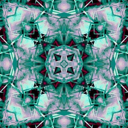 intriguing: Intriguing digital mystic artwork in cold tones
