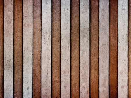 Stone texture background with stripped red and white lines composition.