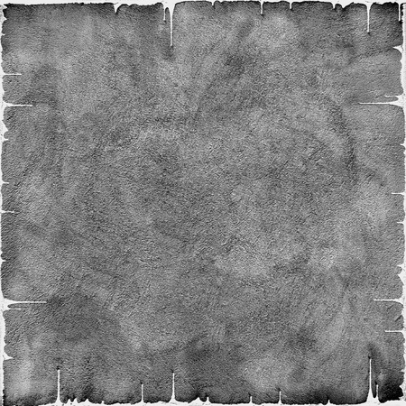 Grunge wall background with paint drops in the borders.