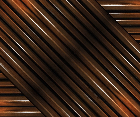 sofisticated: Glazed wood abstract futuristic or modern geometric background motif in vibrant brown tones.