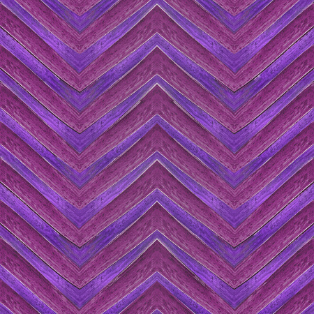 edited photo: Digital photo collage and edited photo technique abstract geometric chevron style seamless pattern in violet and blue colors.