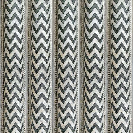 무딘 녹색 및 회색 톤의 디지털 기술 이탈리아 기둥 줄무늬 패턴 디자인 스톡 콘텐츠 - 107604316