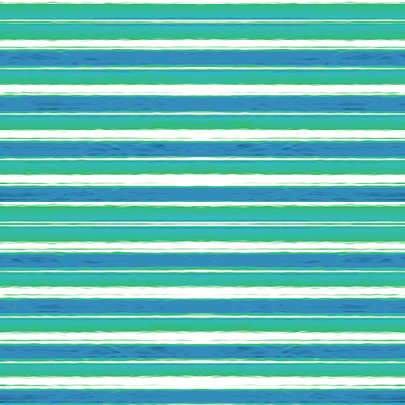 Digital technique abstract geometric stripes horizontal pattern background design in pastel cold colors