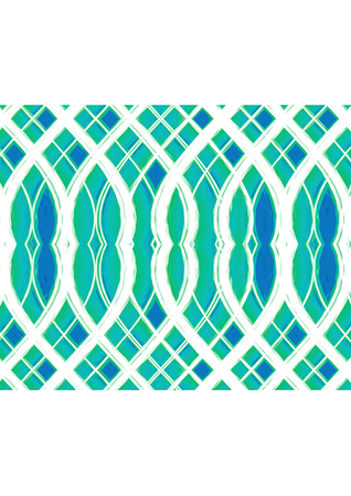 Stationery background with decorated design patterned borders. 写真素材