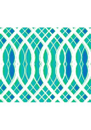 Stationery background with decorated design patterned borders. Reklamní fotografie