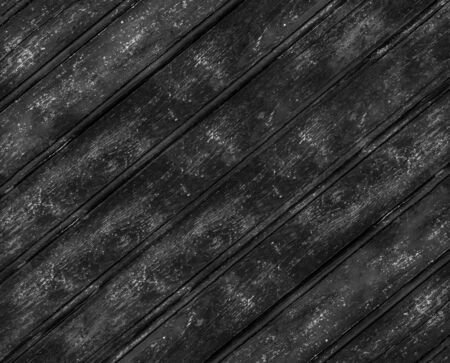 Diagonal stripes pattern wooden texture in blue colors