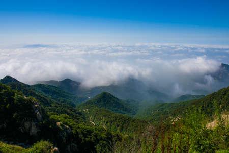 Taishan natural view