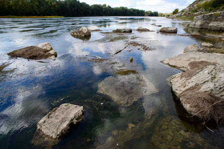 Rocks on the River photo