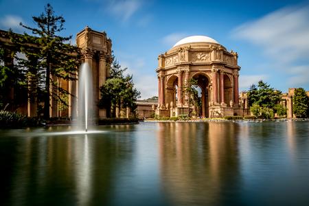 fine arts: Palace of Fine arts, San Francisco, California, USA