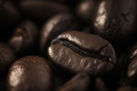 roasted coffee beans Stock Photo - 5229224