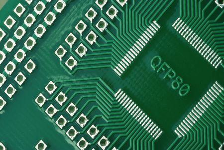 Microcircuit technology Stock Photo - 5248978