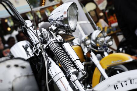Harley-Davidson Stock Photo - 5431732