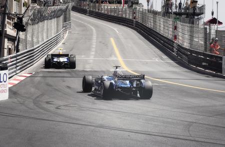 1: Formula 1 Grand Prix of Monaco. May 22, 2008 -  Monaco