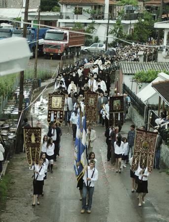 忠実な巡礼者聖ヨハネ、ロシア語のメモリを名誉します。お祭りは、司教、司祭、地元当局は、何千という世界中から信者が参加しました。2005 年 5