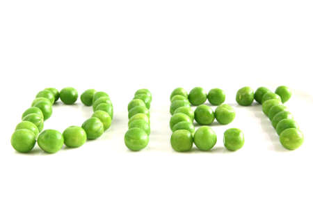 Diet from peas