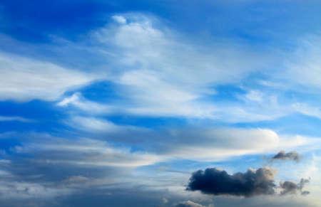 Summer Skies, Clouds and Buildings - Summer Skies, Clouds and Buildings. (Quito, Ecuador)