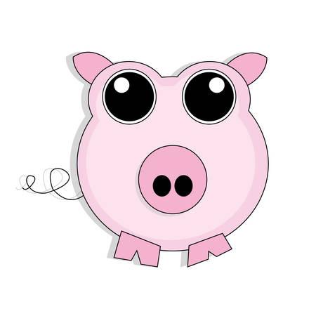 cat s: Pig cute
