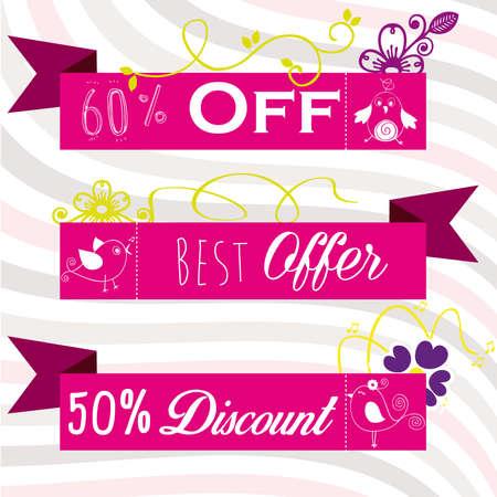 40 s: pink best deal