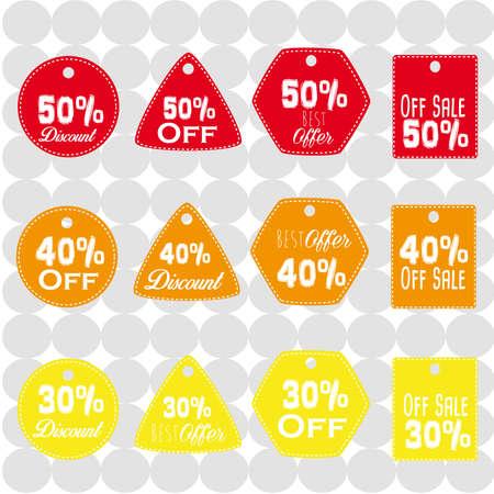 40 s: offering 50% 40% 30%
