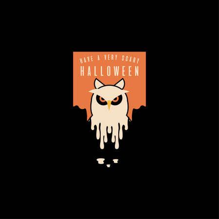 Halloween illustration Illusztráció