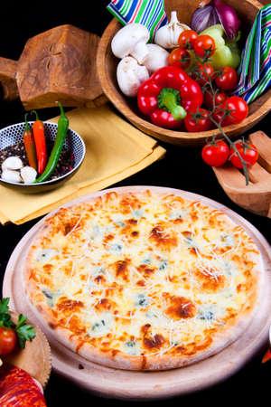 formagi: Delicious Pizza Quattro Formagi