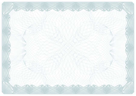 Certificate background Stock Vector - 7440186